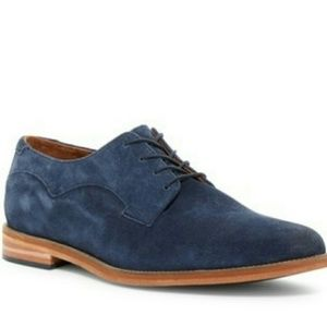 58cf17fea5a3 J Shoes. Men's Indi Buck Derby Shoes